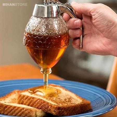خرید عسل ریز هانی پات