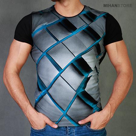 خرید تی شرت سه بعدی Rubik , خرید تی شرت مردانه , خرید تی شرت سه بعدی , خرید تی شرت , خرید تی شرت Rubik , خرید پوشاک مردانه , خرید تی شرت روبیک , خرید تی شرت 3d طرح روبیک , تی شرت مدل روبیک , خرید تیرشرت , Rubik3Dimentional T-shirts , خرید T-shirts , ,