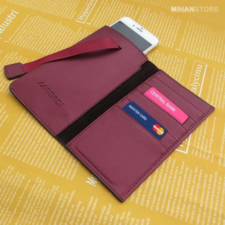 خرید کیف پول و موبایل مدل Sosha