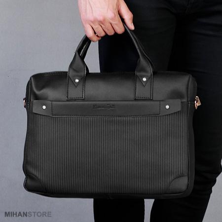 خرید کیف اداری ماسیمو دوتی طرح مونتانا