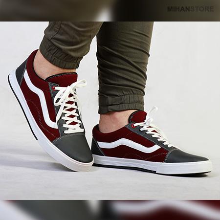 خرید کفش ونس , خرید کفش مردانه , خرید کفش پسرانه طرح فلکسی , خرید کفش مردانه ونس طرح Flexi , خرید کفش ورزشی , خرید کفش اسپرت , خرید انلاین کفش Vans , فروش آنلاین vans , فروش برند , Flexi , Flexis Vans ,